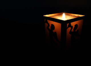 (329/365) Candle