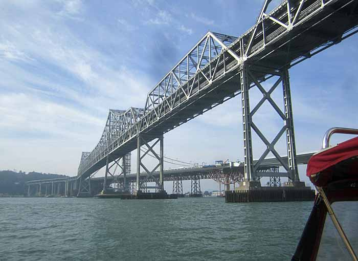 Homecoming Bay Bridge Approach