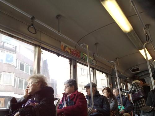 Il tram fermo by durishti