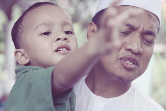 kasih bapa kepada anak