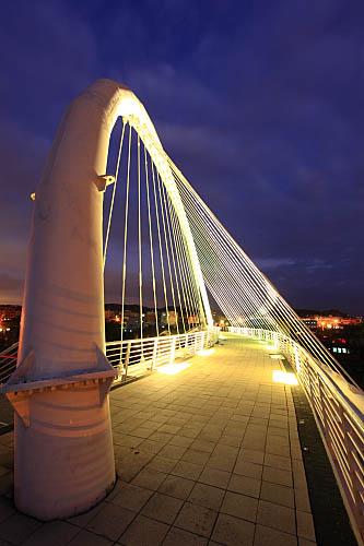 46L6新竹香山豎琴橋