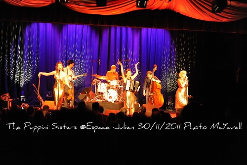 The Puppini Sisters @Espace Julien By McYavell - 111130 (34)