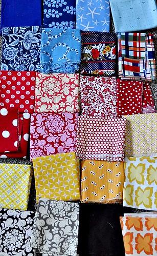circle quilt fabrics