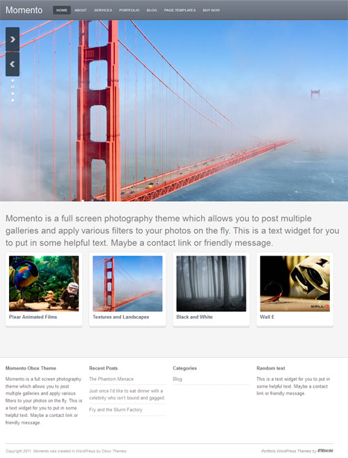momento-wordpress-theme