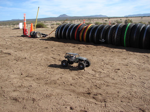 Axial Wraith goes to the Baja 1000 - 2011