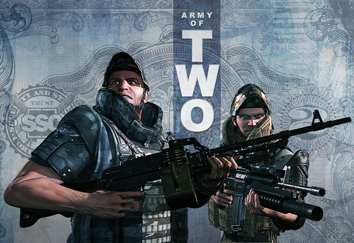 "Rumor - EA Working On ""Army of Two"" Sequel"