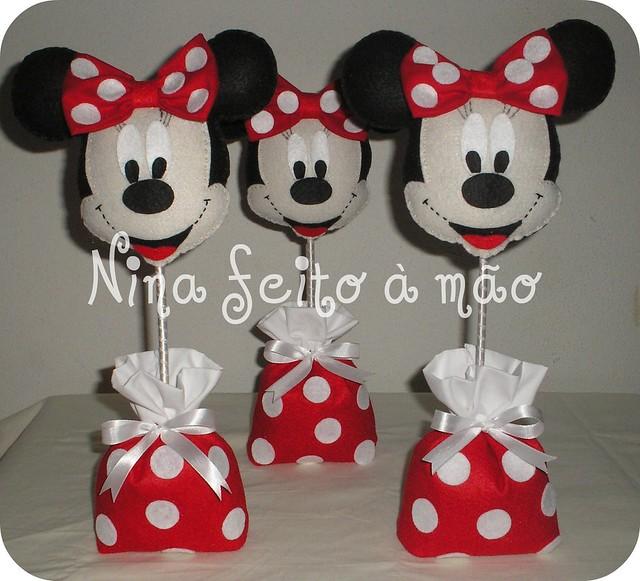 Minnie Lembrancinha