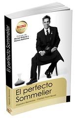 Alejandro Barrientos presentó su libro: El perfecto sommelier