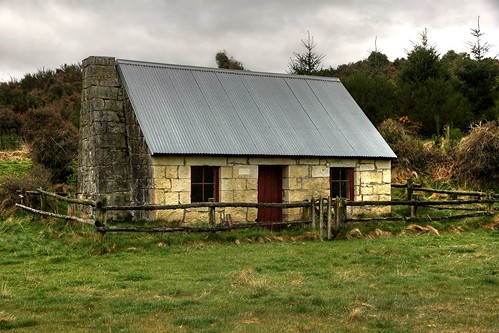 old newzealand house building abandoned home stone century rural decay colonial cottage canterbury limestone restored gorge quarry 19th ashburton mtsomers oldandbeautiful oncewashome
