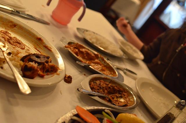 Indian Food Lombard