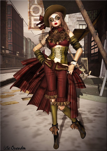 VF - GizzA - Steampunk