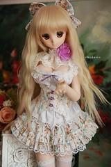 【通贩】+ crystal sky + 蔷薇之心 DD少女套装 - hidari - + Crystal Sky +
