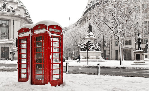 London Snow (Explored - Front page)