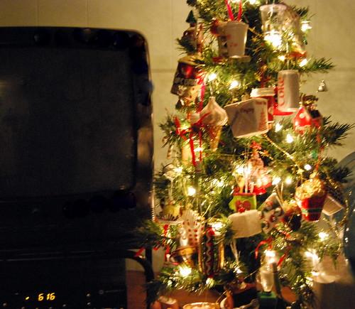 Food And Drink Christmas Tree 2011