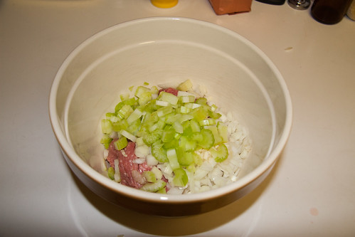 Onion, Garlic and Celery
