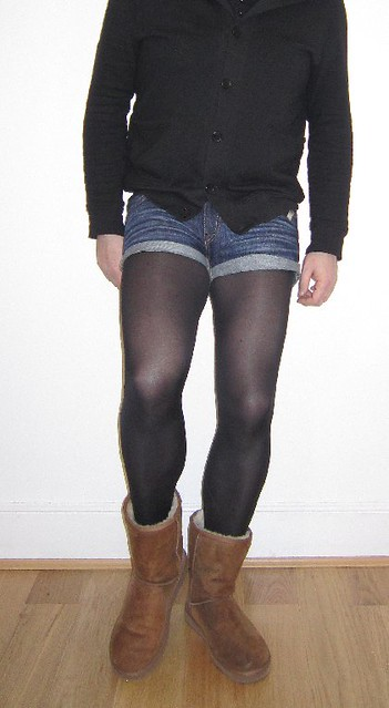 Shorts Tights And Uggs 1 Flickr Photo Sharing