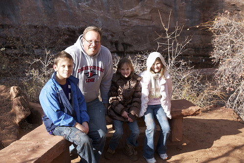 Family in Zions by tmac97slc
