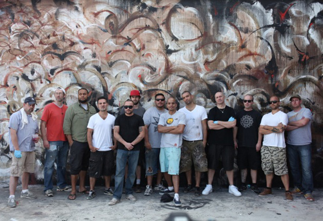 Art Basel Miami : In Situ Crew.