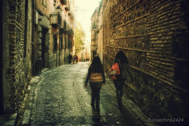 Callejeando por Toledo