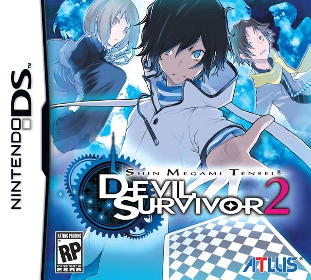 First English SMT: Devil Survivor 2 Screens Plus Boxart Revealed