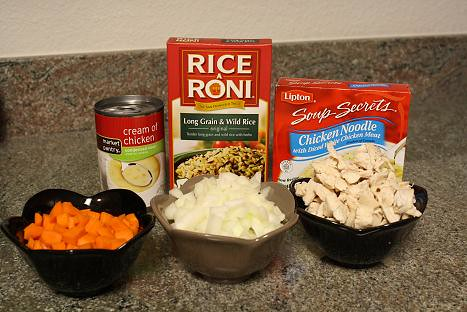 Creamy Chicken And Wild Rice Soup Can Cook Will Travel