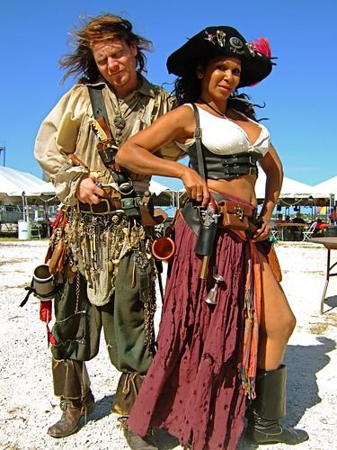 Sex pirates