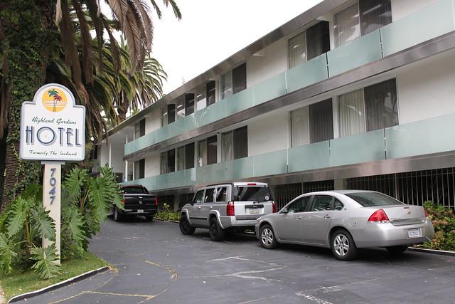 The Former Landmark Motor Hotel Where Janis Jo Flickr