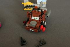 8424 Mater's Spy Zone 9