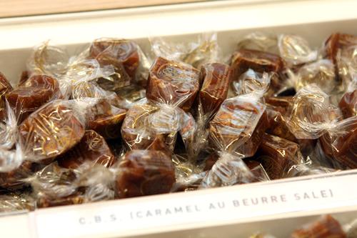 salted butter caramels