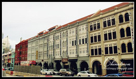 Chinatown (牛车水) Singapore