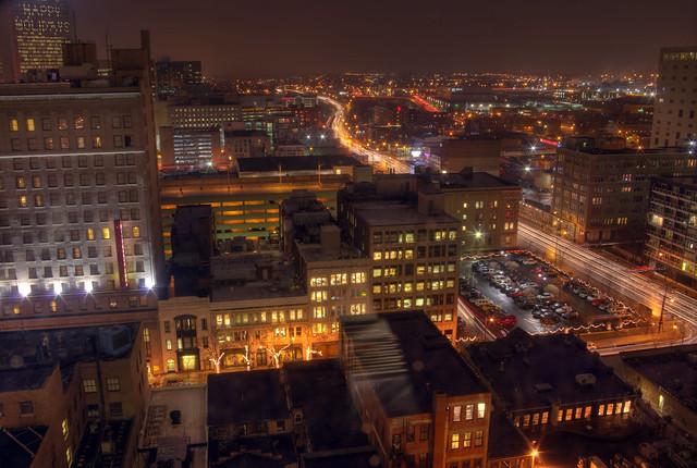 night city HDR