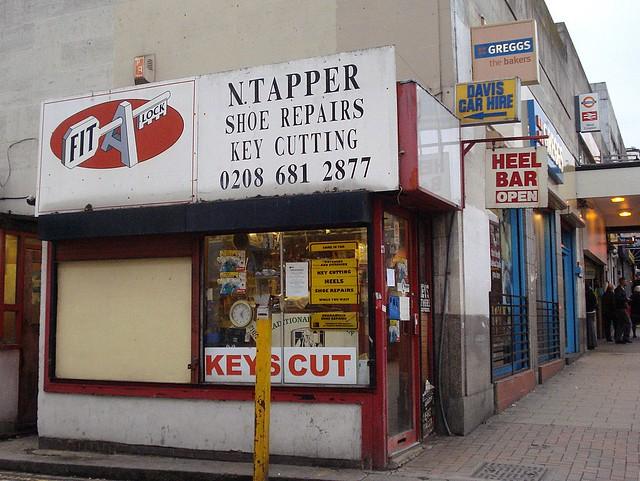Shoe Repairs London Cheap