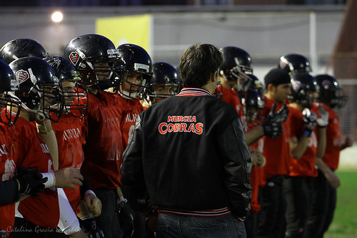 Murcia Cobras Jr.-Sueca Ricers Jr.