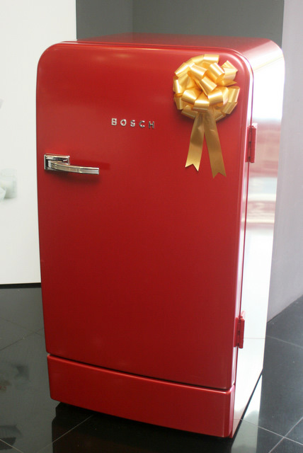 bosch classic edition refrigerator worth s 2 299 flickr photo sharing. Black Bedroom Furniture Sets. Home Design Ideas