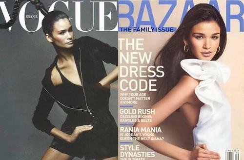Caroline-Ribeiro-portada-Vogue-Harper's-Bazaar