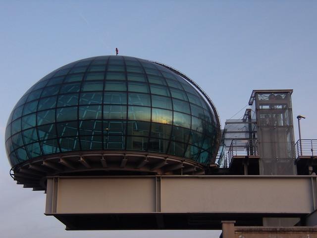 La Bolla - Renzo Piano - Lingotto - Torino