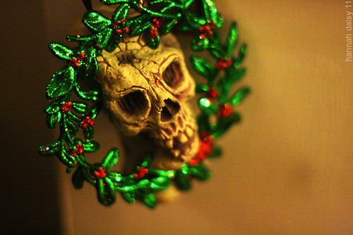 (Nightmare Before) Christmas Decorations 2011