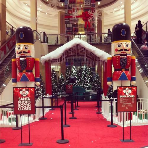 Santa's Closed