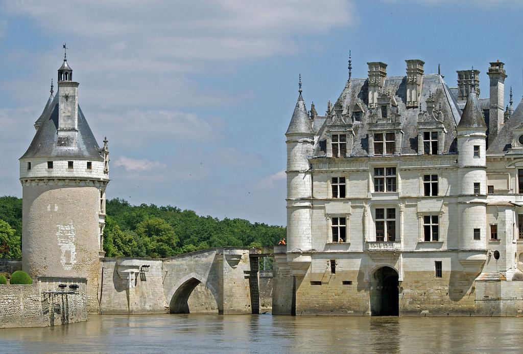 Château de Chenonceau. Chenonceaux