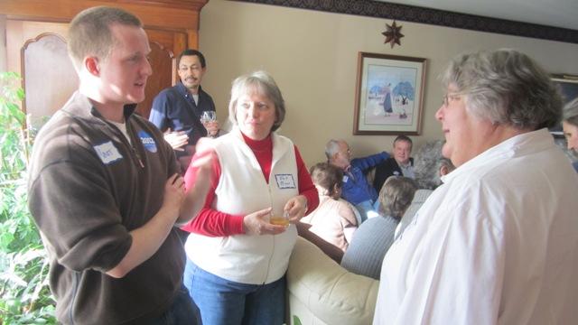 pre-caucus party