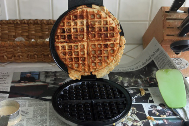 Banana Nut Waffles - Amateur Gourmet