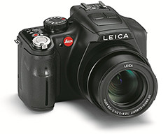The Leica V-Lux 3 will be available in January 2012 for S$1,345.