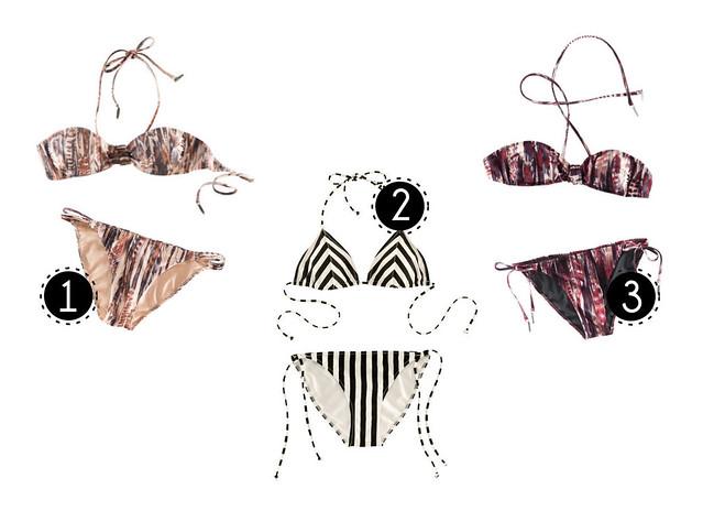 bikinisH&Mplain