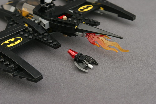 6863 Batwing Battle Over Gotham City - Batwing 16