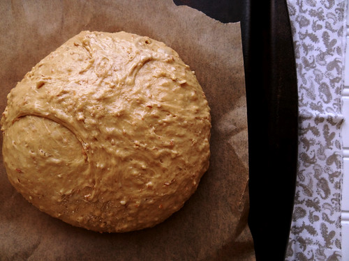 maple molasses oatmeal boule