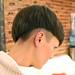 halve bob haircut  by wip-hairport