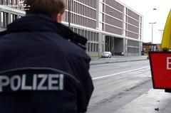 Bombenalarm Justizzentrum Mainzer Str. 14.12.11