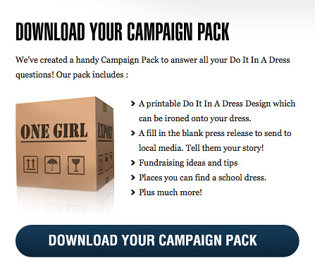 One Girl Campaign Pack
