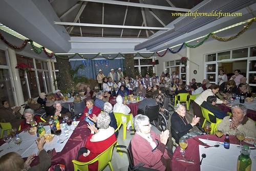 Cena Navidad Gota de Leche 2011