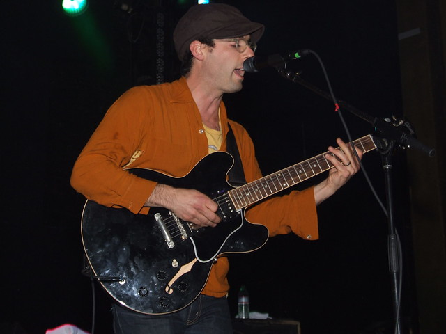 Clap Your Hands Say Yeah (CYHSY) - Webster Hall, NYC 12-7-11